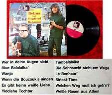 LP Belina & Siegfried Behrend (Volksplatte)