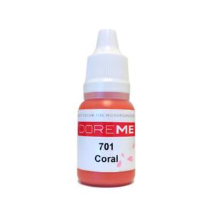 DOREME Organic Permanent Makeup Pigment Ink Tattoo Microblading Micropigmention