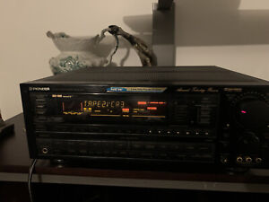Pioneer VSX-9900S Audio/Video Stereo Receiver Works Great Tested