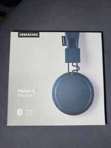 Urbanears 04092112 Plattan 2 Bluetooth Headphones - Indigo