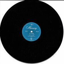 """Los Platters mi oración/Paraíso terrenal 78 Rpm 10"""" Vinilo Mercury MT120"""