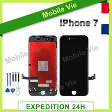 ECRAN IPHONE 7 / 7plus VITRE TACTILE+ LCD RETINA SUR CHASSIS + FILM