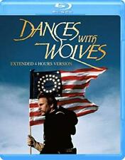 Dance with Wolves Extended 4 Hours Version [Blu-ray]