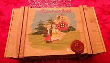 New Polonaise Kurt Adler Hansel And Gretel Ornament Set