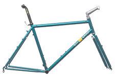 "Vintage Fat Chance Team Yo Eddy Mountain Bike Frame Set 20in Large 26"" Steel"