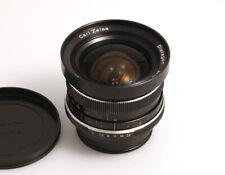 Carl Zeiss Distagon 4/18 mm HFT mit Rollei QBM Bajonett
