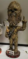 BOBBLEHEAD- 2015 SF GIANTS STAR WARS CHEWBACCA SPECIAL EVENT SGA WOOKIEE OF YEAR