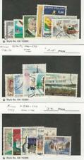 Finland, Postage Stamp, #582-4, 586-9, 590-1, 595-7, 598-603 Used, 1976-77