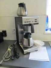 Bravilor Bonomat Filter Coffee Machine Novo Mondo Matic MAINS WATER