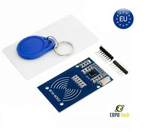 RFID RC522 Set Arduino