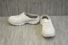 **SKECHERS Easy Going Repute 49077 Casual Sneaker - Women's Size 9, White