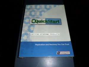 NEW QuickStart Rescue & Recovery Backup Software V 1.2 In MFG Box