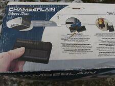 chamberlain remote garage door opener