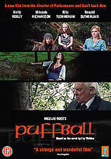 Puffball (DVD 2009) Roeg Performance Don't Look Now The Man Who Fell to Earth
