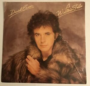 "David Essex - ""A Winter's Tale""  7"" (1982) / ""Verity"" / winters MER127 / LOG8"