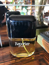Rare! Reporter by Oleg Cassini Cologne 60 ml Vintage