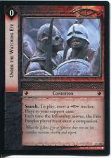 Lord Of The Rings CCG FotR Card 1.C281 Under The Watching Eye