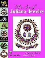 The Art of Juliana Jewelry by Katerina Musetti (Hardback, 2008)