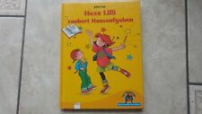 Buch HEXE LILLI ZAUBERT HAUSAUFGABEN Kinderbuch Geschichte Erstleser Bücherbär