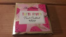 Genuine Too Faced Tutti Frutti Fruit Cocktail Blush Duo - Strobeberry