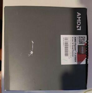 AMD RYZEN 7 2700X CON DISSIPATORE WRAITH PRISM