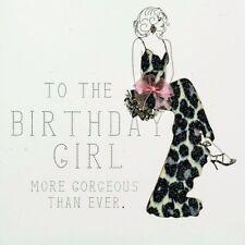 Five Dollar Shake Birthday Girl More Gorgeous Than Ever Birthday Card