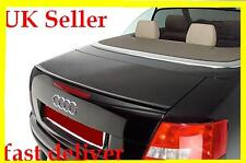 Audi A4 B6 Converible 2002-2008 SALOON BOOT LIP SPOILER UK SELLER
