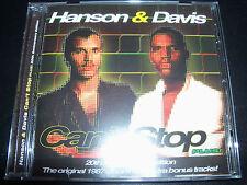 Hanson & Davis Can't Stop (Australia Central Station) CD - New