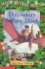 Good, Dinosaurs Before Dark (Magic Tree House), Osborne, Mary Pope, Book