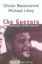 Livre - Olivier Besancenot - Löwy  Michael - Che Guevara  X