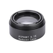 Datyson 1.25inch 0.5X Focal Reducer Lens Aluminium Alloy for Telescope Eyepiece