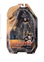 "Neca Predator Series 18 Machiko Noguchi 6.5"" Action Figure Toy Boxed New Sealed"