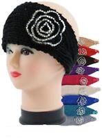 Wholesale Winter Headbands Women's Winter Headband Bulk Winter Headband 12PC