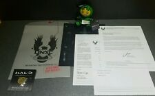 2016 lootcrate loot crate halo icons spartan war zone figure legendary crate NIB