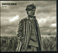 CD MAXI SINGLE INDOCHINE LE LAC 3 TITRES + VIDEO RARE COLLECTOR COMME NEUF 2009