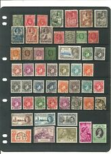 BEST NEEWS EXCLU :belle collection d anciens timbres NIGERIA .4 SCANS cote++++