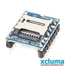 XCLUMA MP3 VOICE U-DISK AUDIO PLAYER MICRO SD CARD MODULE WTV020-SD-16P BE0166
