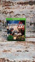 Blood Bowl II 2 ORIGINAL Microsoft Xbox one mit OVP, CIB