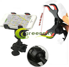 Universal Motorcycle Bicycle MTB Bike Handlebar Mount Holder For Cell Phone GPS