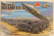 Arii 1/48 Scale Board SS-12 Nuclear Ballistic Missile Model Kit 687