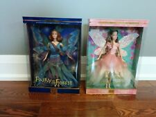Mattel Barbie Enchanted World of Fairies Collection -  complete collection NRFB