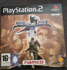 SOUL CALIBUR III DEMO 3 SONY PS2 PLAYSTATION 2 FREE US SHIP SUPER FUN