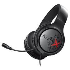 Creative SB X H3 Gaming Headset für PC, PS4 und XBOX One Kopfhörer 7-5.2-0193