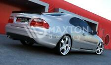 BODY KIT PARAURTI POSTERIORE  MERCEDES CLK W208 AMG LOOK