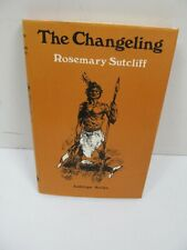 The Changeling by Rosemary Sutcliff Small Hardback Antelope Book 1974