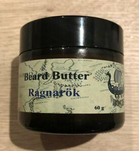 "Beard Butter Ironside Organic Vegan Friendly ""Ragnarok"" 60grams"