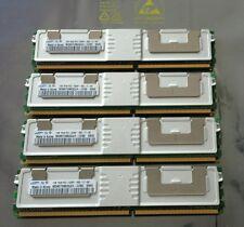 4GB=4X1GB SAMSUNG 240 PIN SERVER MEMORY M395T2863QZ4-CE65 1RX8 PC2-5300F-55511A0