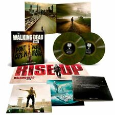 WALKING DEAD OST ~ 2 x 140gsm MULTI-COLOURED VINYL LP ~ ART/POSTER ~ NEW/SEALED