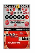 Lottery Books; How to Win the Powerball Lottery.: Proven Methods and Strategi...