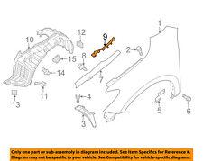 NISSAN OEM 16-18 Pathfinder Fender-Rear Seal Left 668959PB0A